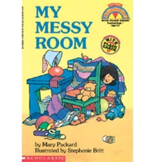 my room book my room by packard scholastic