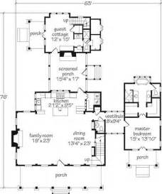 House With Separate Guest House by Country Cottage Building Plans Built For Fun And
