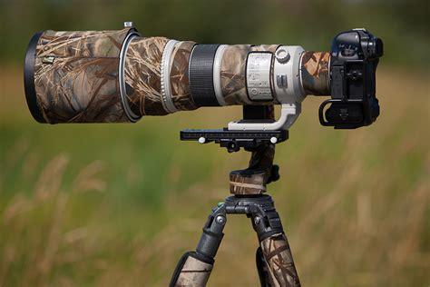 telephoto lens support options natures