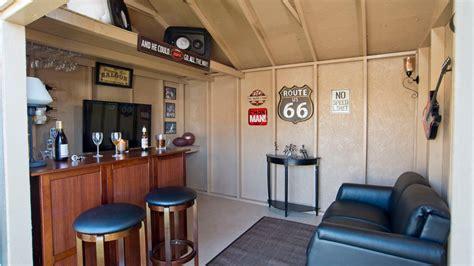 backyard bar shed ideas build  bar