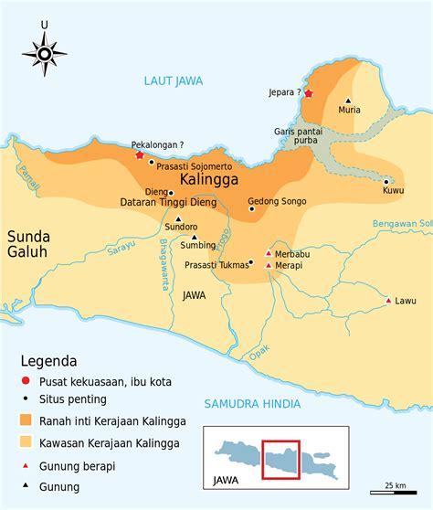 biografi jendral sudirman versi sunda kerajaan kalingga wikipedia bahasa indonesia