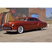 BangShiftcom 1950 Pontiac Chieftain Custom
