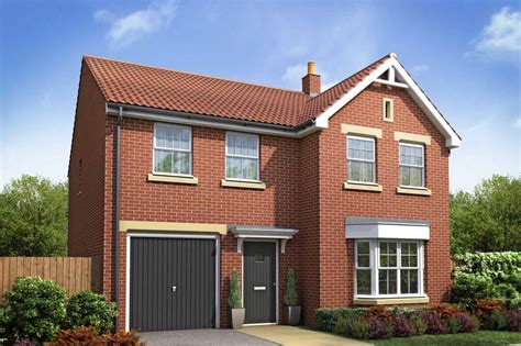 style of houses taylor wimpey s darsley green development on whitley road
