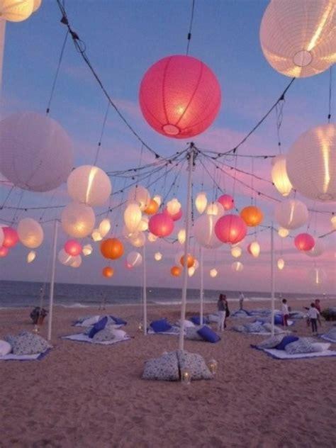 backyard beach party outdoor parties just add light