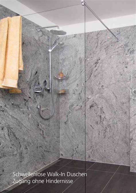 naturstein dusche fishzero offene dusche stein verschiedene design