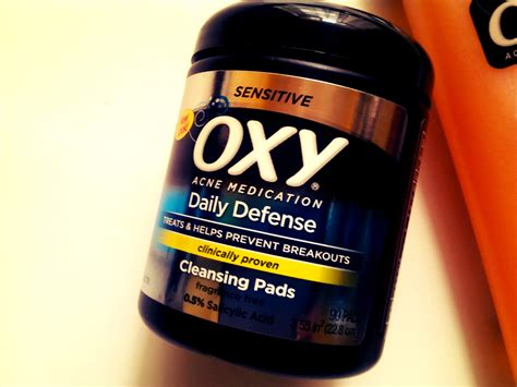 Essential Daily Defense Detox by Cleanse And Exfoliate Oxy Daily Defense Review Giveaway