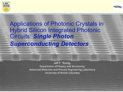 application of photonic integrated circuits silicon electronic photonic integrated circuits siepic researc