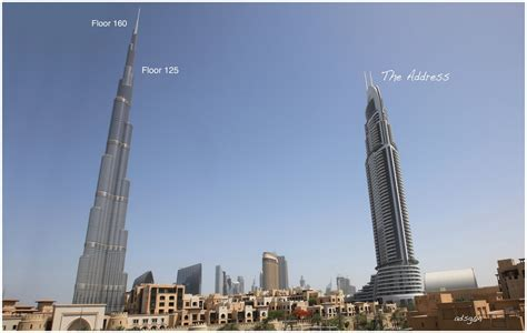 How Many Floors In Burj Khalifa by The Best Places To Visit On Planet Earth View From