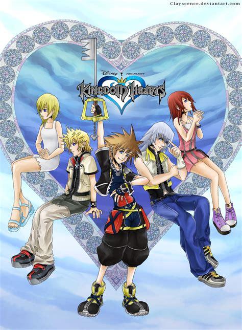 kingdom hearts 2 kingdom hearts 2 kingdom hearts 2 photo 20317548 fanpop