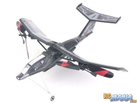 air hogs osprey    transforming rc airplane & helicopter