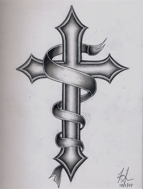 catholic cross tattoo images for gt catholic cross designs for tats