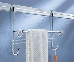the shower door towel rack the shower door towel rack