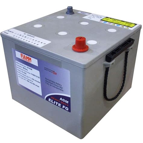 Replace Mba Battery By Myself Or by Fiamm Fgmx12120 130ah Replaces Hawker Hasp Ft Haspft