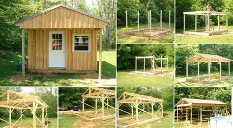 how to build a 12 215 20 wood cabin on a budget home design