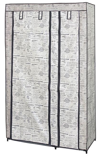 schrank stoff neu holz 174 kleiderschrank stoff falt schrank wohnzimmer