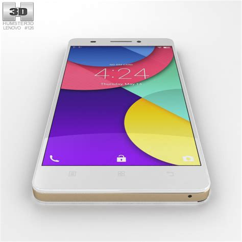 Lenovo Warrior Golden S8 Lenovo Golden Warrior S8 White 3d Model Hum3d