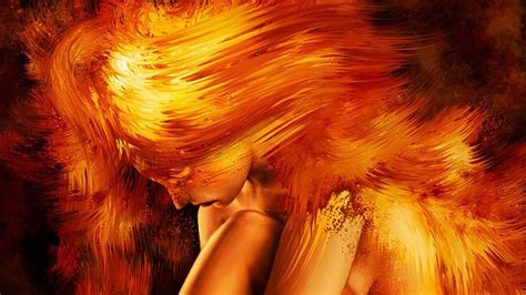 wallpaper girl on fire 1280x720 popular mobile wallpapers free download 68