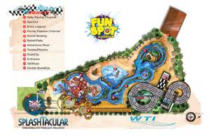 the fun spot usa waterpark site plan tapmag com tapmag com