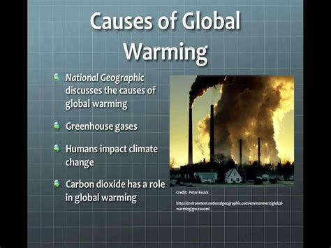 Global Warming Powerpoint Slides Global Warming Ppt Free