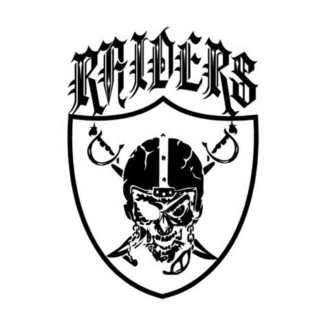 oakland raiders logo coloring page www imgkid com the