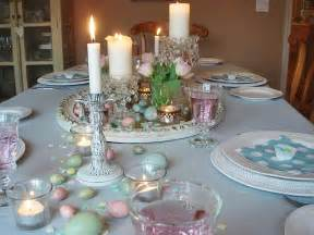 Dining Room Table Centerpieces For Easter Easter Home Decor Ideas Robin S Egg Blue Dining Room