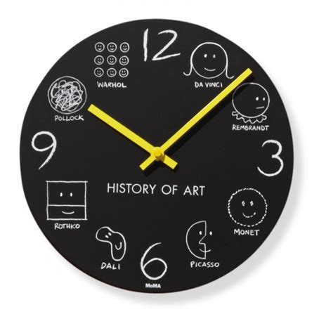 cool clock 50 cool and unique wall clocks you can buy right now