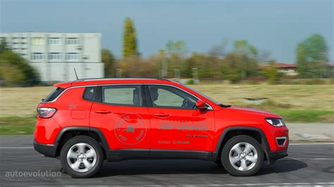 diesel jeep 2017 driven 2017 jeep compass 4x4 2 0 diesel 9at autoevolution