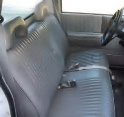 1982 to 1993 chevy s10 or gmc sonoma truck seat cover