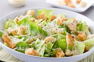 salad recipe low points caesar salad dressing girl on the go