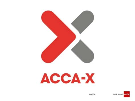 Acca Global Mba by How Acca X Courses In Accountancy Finance And