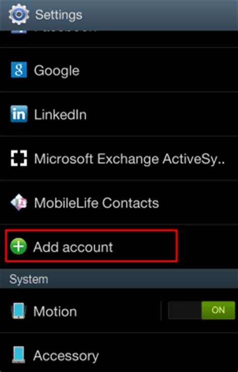 how to add email to android setting up an imap account on android phone or tablet web marketing company