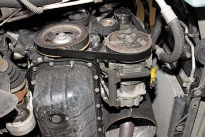 Peugeot 206 Timing Belt Change How To Fit A Timing Belt On A Peugeot 206 Professional