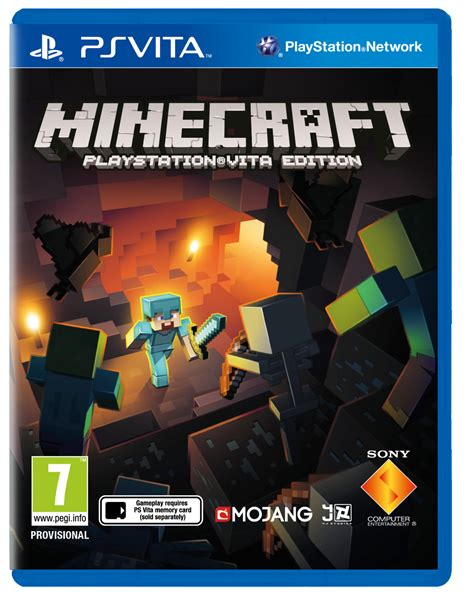 how to buy full version of minecraft ps4 minecraft disponible le 15 octobre sur ps vita d 233 tails du