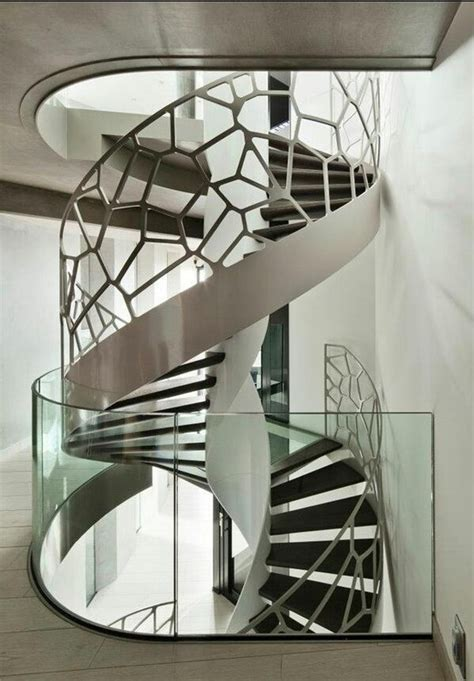 Helical Staircase Design Eestairs Helical Staircase Home Decoz
