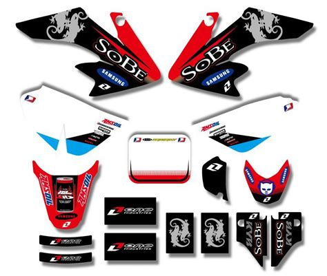 new style team graphics backgrounds decal stickers kits