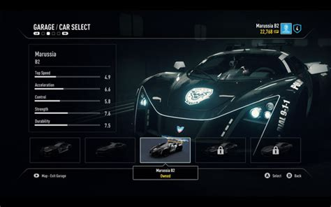 Schnellstes Auto Nfs Ps4 by F 252 Nf Cop Tipps F 252 R Need For Speed Rivals Racer Verhaften