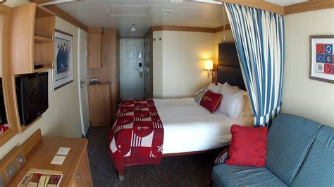room creie disney cruise line stateroom 9640 room tour on the disney includes verandah view