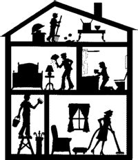House cleaning house cleaning pictures clip art