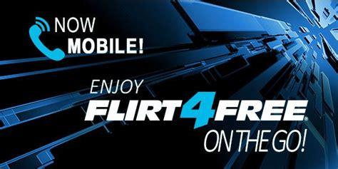 flirt4free mobile flirt4free on quot enjoy flirt4free on your mobile