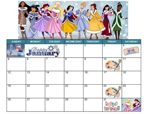printable monthly calendar disney 301 moved permanently