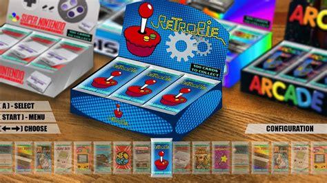 retropie theme not working card crazy new retropie theme by dwayne hurst youtube