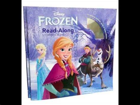 frozen book report 歌德書店 frozen read along storybook w cd
