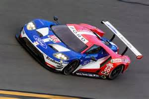 ford gt racing update 2016 imsa driver lineup disclosed