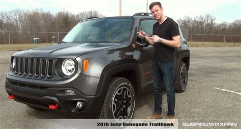 jeep renegade pics review 2016 jeep renegade trailhawk