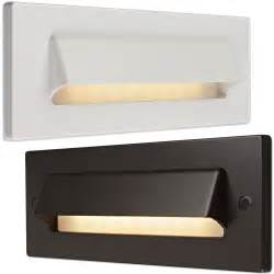 bruck step ii modern led outdoor step lighting bru step