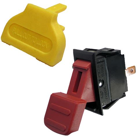 ridgid ts2400ls 10 quot table saw replacement switch key