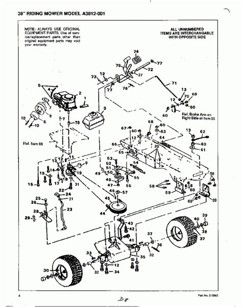 yardman snowblower parts diagram component dynamark lawn tractor wiring diagram dynamark