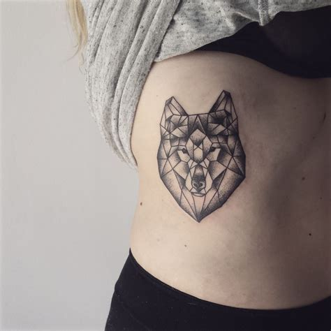 tattooed girl tumblr wolf www pixshark images