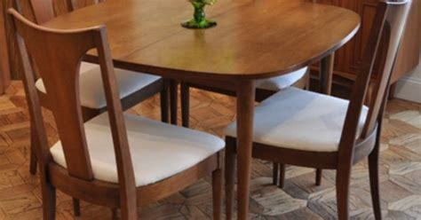 broyhill sculptra dining set mcm designer lines  furniture pinterest table  chairs