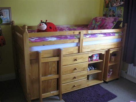 Mid Sleeper Bed Sale by Mid Sleeper For Sale In Kinsealy Dublin From Kena